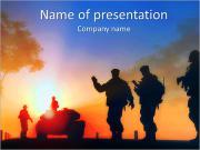Tanque Plantillas de Presentaciones PowerPoint