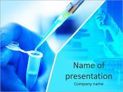 Analyse Tube Modèles des présentations  PowerPoint