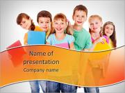 Teen powerpoint template smiletemplates group of happy teen school child with book isolated powerpoint template toneelgroepblik Choice Image