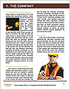 Old and worn colorful construction helmets Word Template - Page 3
