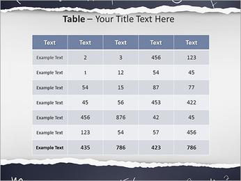 Math Formula PowerPoint Templates - Slide 35