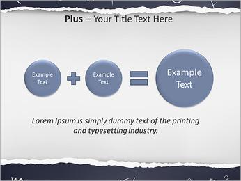 Math Formula PowerPoint Templates - Slide 55