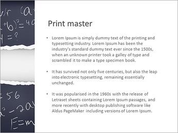 Math Formula PowerPoint Templates - Slide 76