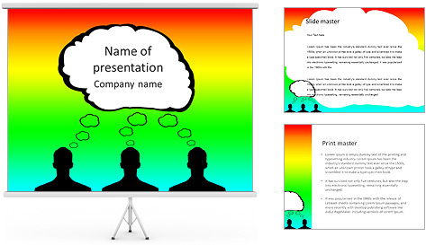 Mutual Idea PowerPoint Template
