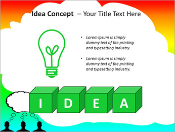 Mutual Idea PowerPoint Template - Slide 60