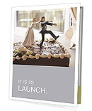 Wedding Cake Presentation Folder