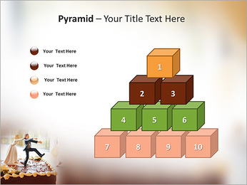 Wedding Cake PowerPoint Template - Slide 11