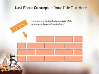Wedding Cake PowerPoint Template - Slide 26