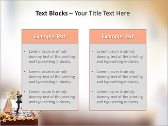 Wedding Cake PowerPoint Template - Slide 37