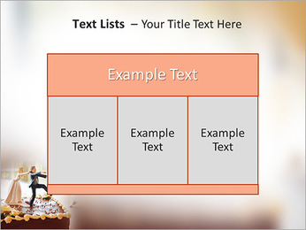 Wedding Cake PowerPoint Template - Slide 39