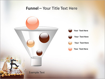 Wedding Cake PowerPoint Template - Slide 43