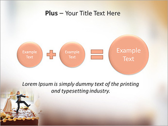 Wedding Cake PowerPoint Template - Slide 55