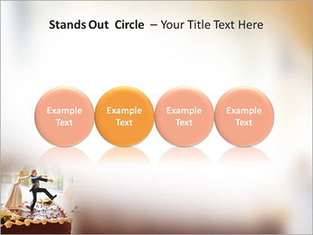 Wedding Cake PowerPoint Template - Slide 56