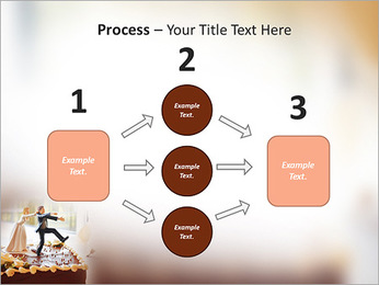 Wedding Cake PowerPoint Template - Slide 72