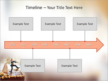 Wedding Cake PowerPoint Template - Slide 8