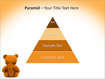 Brown Teddy Bear PowerPoint Template - Slide 10