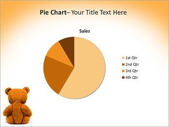 Brown Teddy Bear PowerPoint Template - Slide 16