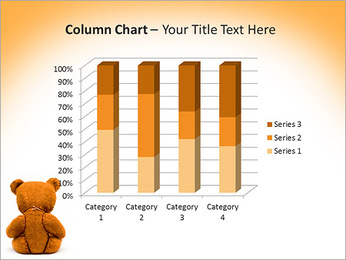 Brown Teddy Bear PowerPoint Template - Slide 30