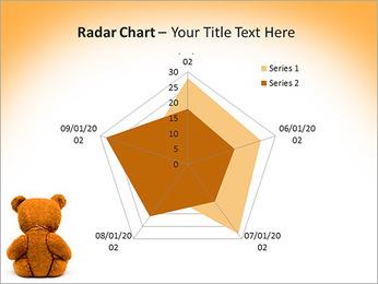 Brown Teddy Bear PowerPoint Template - Slide 31