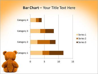 Brown Teddy Bear PowerPoint Template - Slide 32
