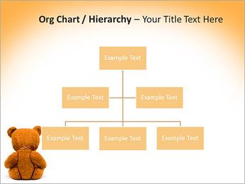 Brown Teddy Bear PowerPoint Template - Slide 46
