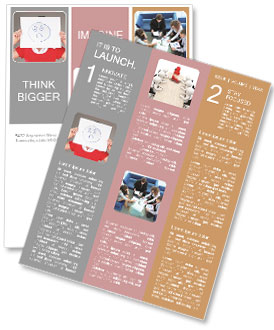 Poster Newsletter Template