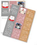 Poster Newsletter Templates