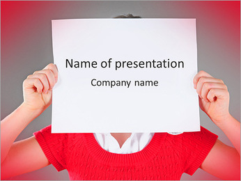 Poster PowerPoint Template