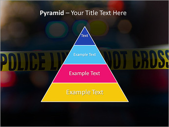 Police Line PowerPoint Template - Slide 10