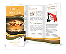 Big Explosion Brochure Template