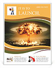 Big Explosion Flyer Template