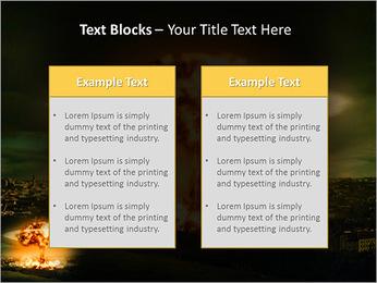 Big Explosion PowerPoint Templates - Slide 37