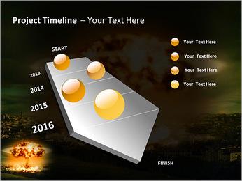 Big Explosion PowerPoint Templates - Slide 6