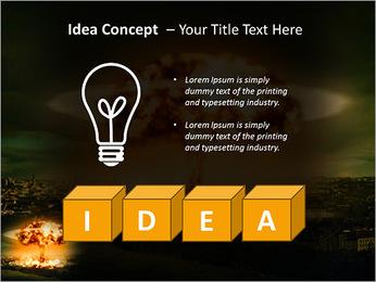 Big Explosion PowerPoint Templates - Slide 60