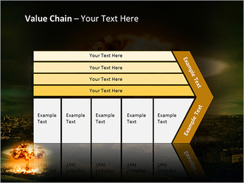 Big Explosion PowerPoint Templates - Slide 7