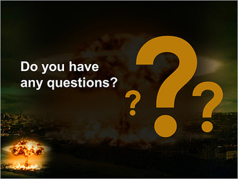 Big Explosion PowerPoint Template - Slide 75