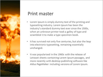 Big Explosion PowerPoint Templates - Slide 76