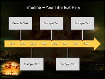 Big Explosion PowerPoint Templates - Slide 8
