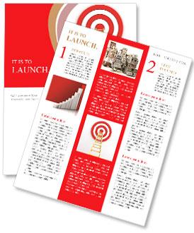 Reach Aim Newsletter Template