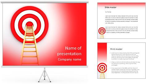 Reach Aim PowerPoint Template