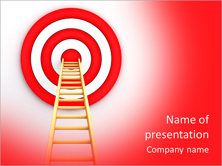 Reach Aim PowerPoint Templates