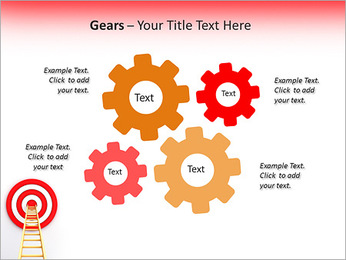 Reach Aim PowerPoint Templates - Slide 27