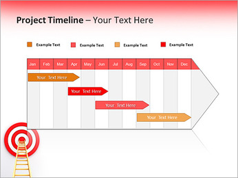 Reach Aim PowerPoint Templates - Slide 5