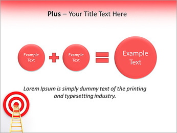 Reach Aim PowerPoint Templates - Slide 55