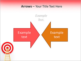 Reach Aim PowerPoint Template - Slide 70