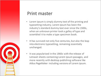 Reach Aim PowerPoint Templates - Slide 76