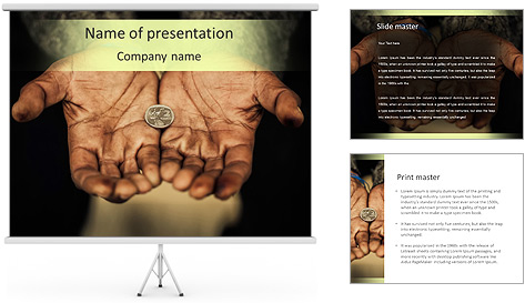 Bagger PowerPoint Template