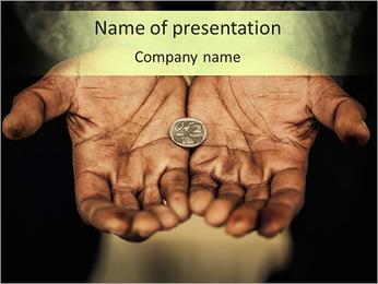 Bagger PowerPoint Template - Slide 1