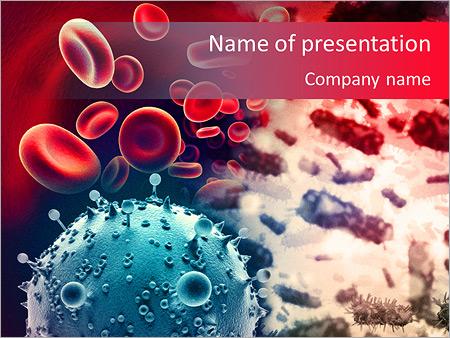 Analyse de microscope Modèles des présentations  PowerPoint