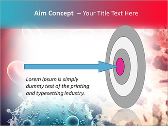 Microscope Analysis PowerPoint Template - Slide 63